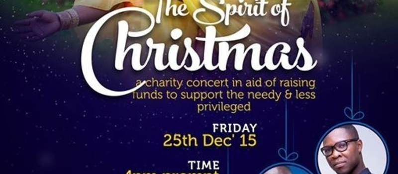The Spirit Of Christmas Charity Concert