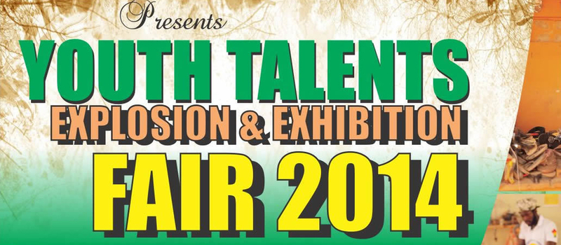 Youth Talent Explosion & Exhibition Fair 2014