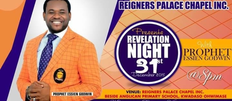 Revelation Night! Revelation Night!! Revelation Night!!!
