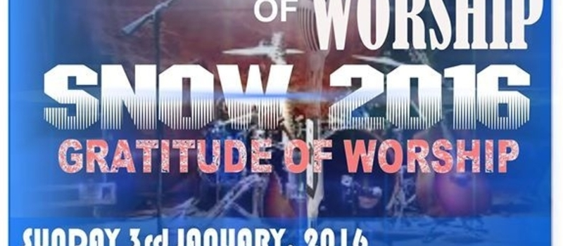SOLI NIGHT OF WORSHIP (SNOW 2016)