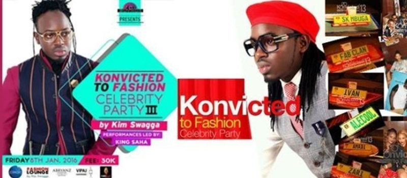 KONVICTED TO FASHION CELEBRITY PARTY SEASON III