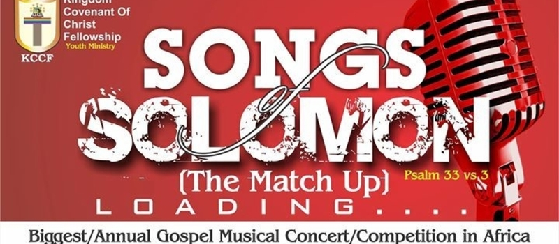 Songs Of Solomon (Gospel musical competition)