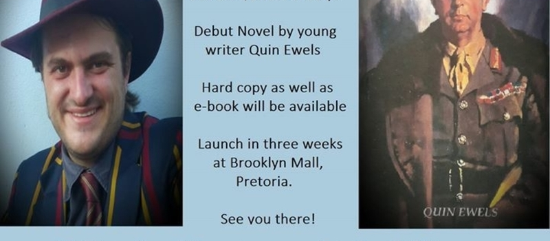 """The General."" By Quin Ewels. Book Launch"