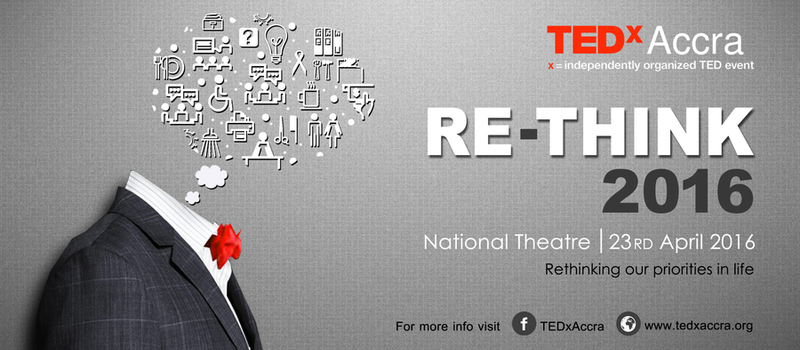 TEDxAccra 2016 Annual Event, Accra Ghana