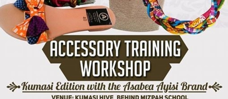 Accessory Training Workshop: KUMASI EDITION