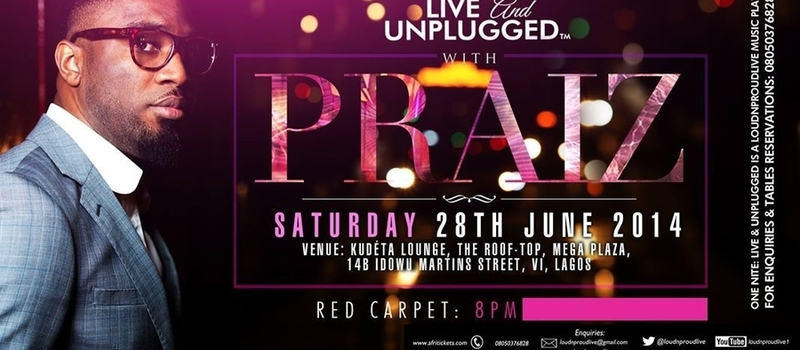 Live and Unplugged with Praiz