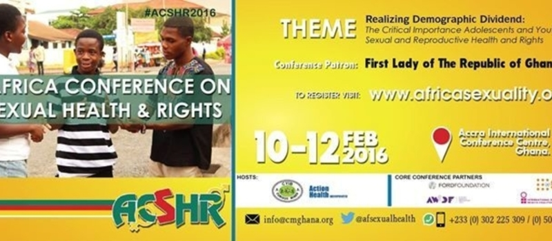 7th Africa Conference on Sexual health & rights