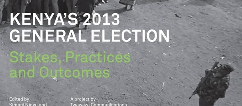 Invitation to the public discussion of the book: Kenya's 2013 General Election