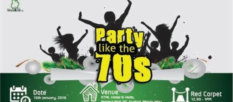 Party like the 70's