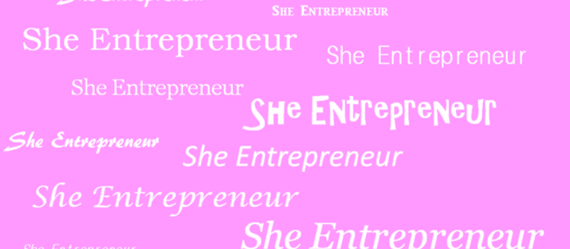 How To Make It In The Fashion Industry As A SHE ENTREPRENEUR
