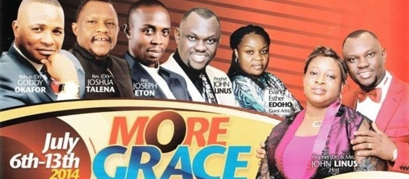 GRACE CONFERENCE 2014