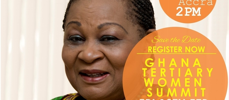 GHANA TERTIARY WOMEN SUMMIT 2016