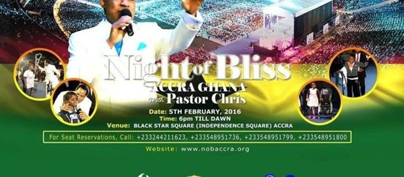 Night of Bliss Accra Ghana