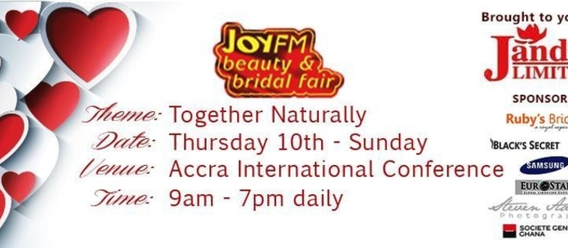 Joy Fm Beauty & Bridal Fair 2014