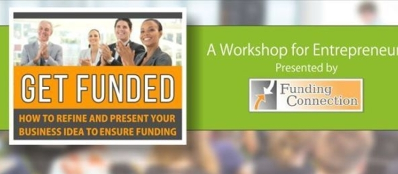 """Get Funded"" Workshop Johannesburg- 6 February  2016"