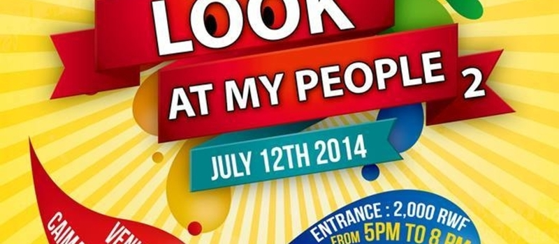 LOOK AT MY PEOPLE Concert 2