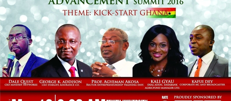 Entrepreneurship Advancement Summit 2016