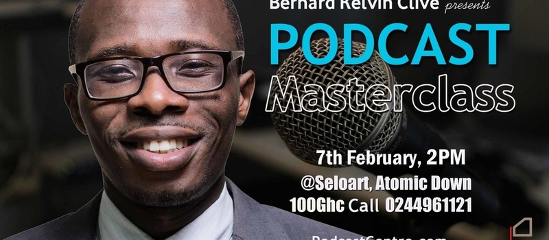 How to Podcast - Podcast Masterclass