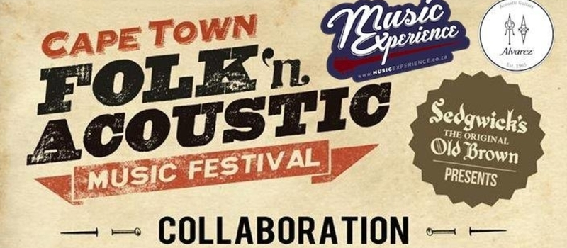 Music Experience Cape Town Folk 'n Acoustic Festival Audition Night