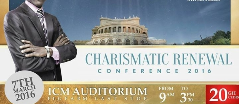 Charismatic Renewal Conference 216 with Rev. Clifford Gadafi Kasim