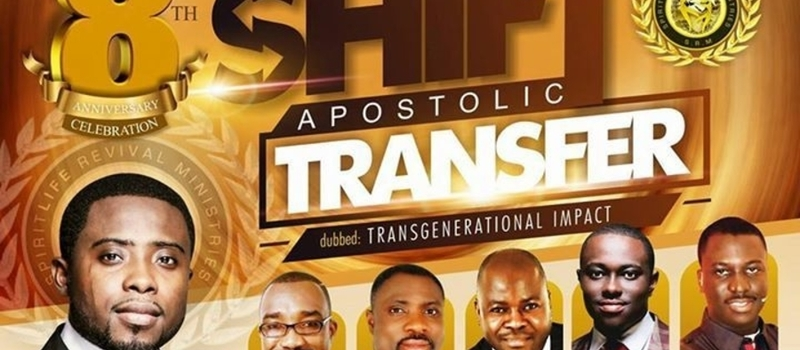 Prophetic Shift, Apostolic Transfer