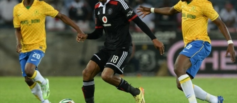 Orlando Pirates vs Mameldi Sundowns Trip