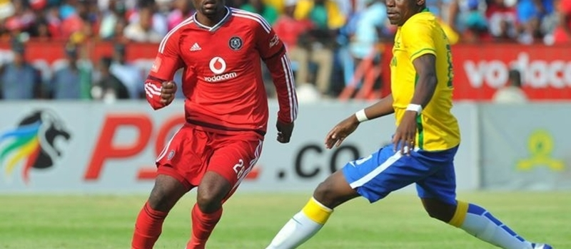 Orlando Pirates Vs. Mamelodi Sundowns - PSL