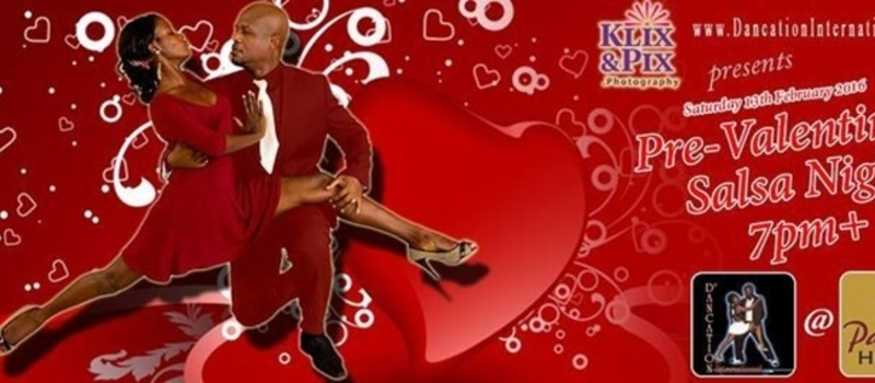 www.DancationInternational.com Pre-Val's Day Salsa Night
