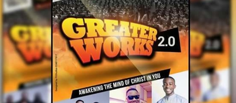 Greater Works Conference