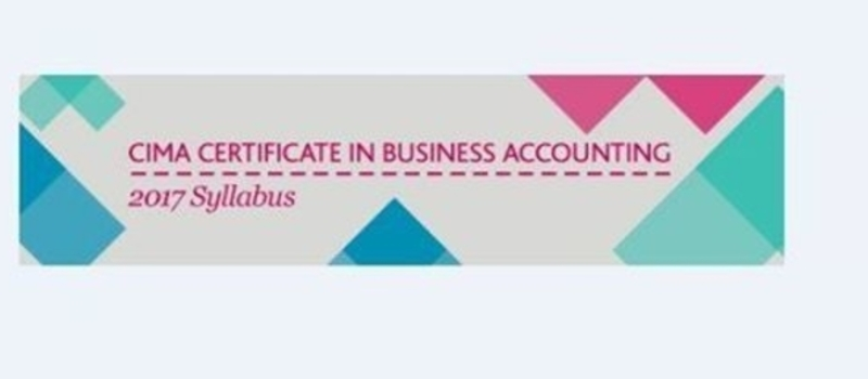 2017 Certificate in Business Accounting Launch