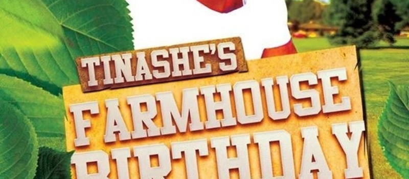 Tinashe's Farmhouse Birthday Party