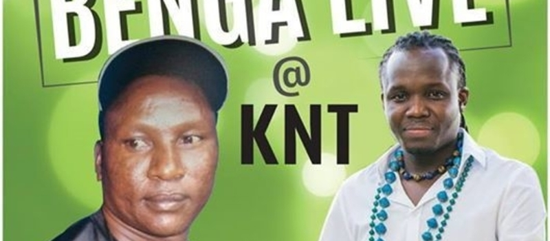 Benga Live at KNT Episode 2