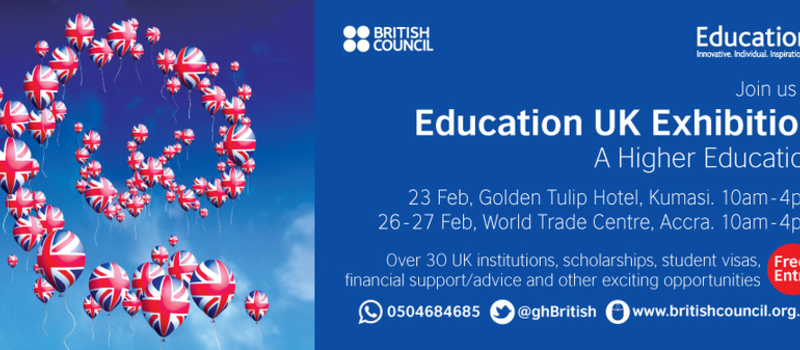 Education UK Exhibition 2016