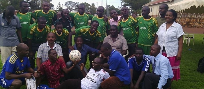 TRIAL MATCH AGAINST UCU THEOLOGY TEAM