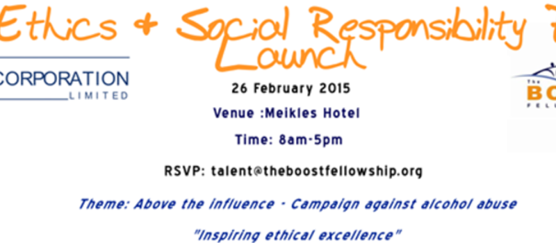 DELTA Ethics and Social Responsibility Launch
