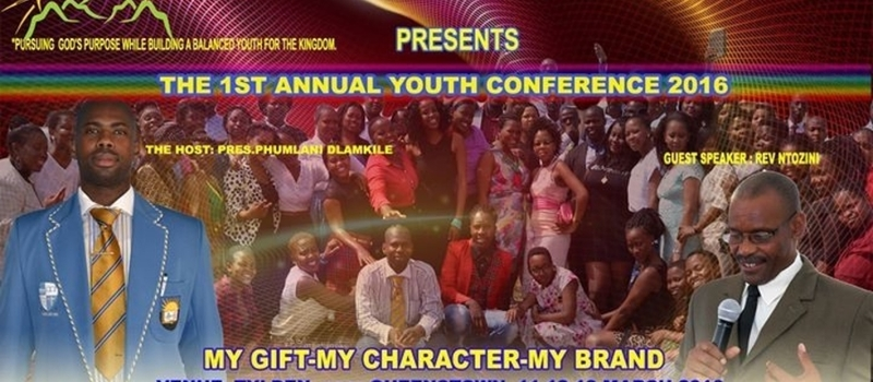 BBYA 1ST YOUTH CONFERENCE 2016