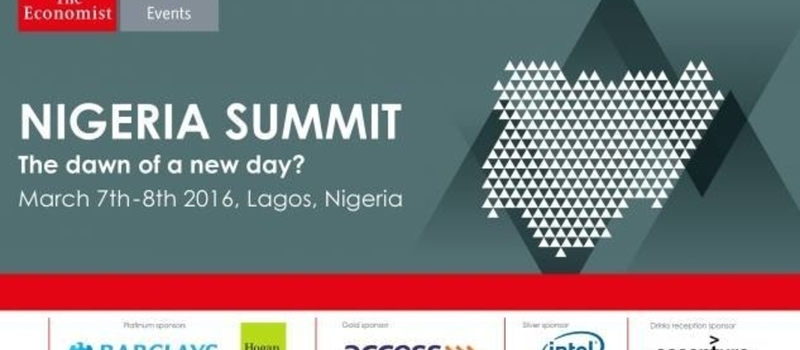 Nigeria Summit (2016) THE DAWN OF A NEW DAY