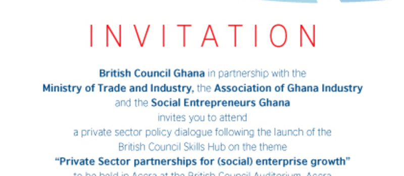 Private Sector Partnership for Social Enterprise Growth