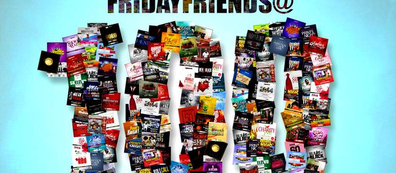 FridayFriends 100th Edition
