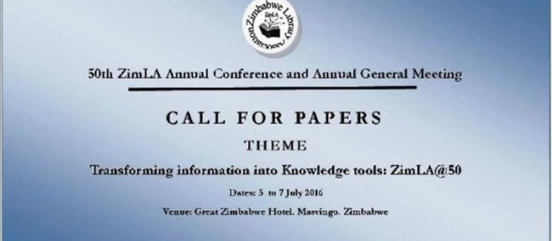 50th ZimLA Conference and Annual General Meeting