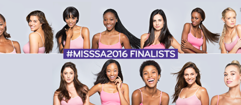 Miss South Africa 2016 Finale