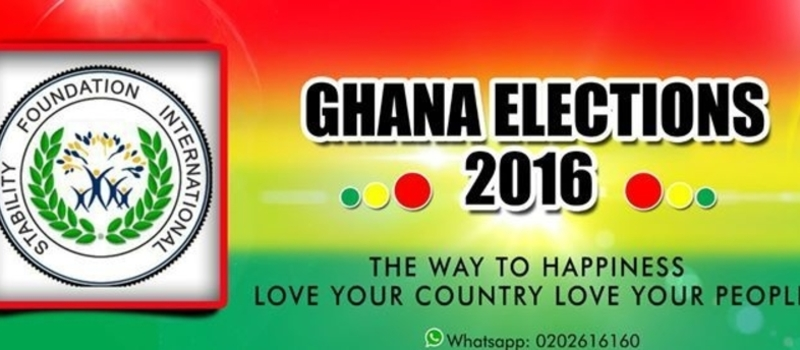 Ghana For Peace Education Election 2016-Inaugrual Ceremony