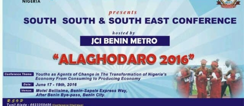 #Alaghodaro2016: The South South/South East Conference, 2016