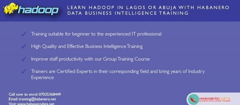 4 Day Hadoop and Big Data Course
