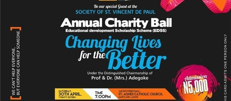 15th Annual Charity Ball 2016!!!