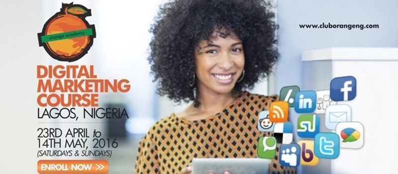 Digital Marketing Course - Lagos, Nigeria