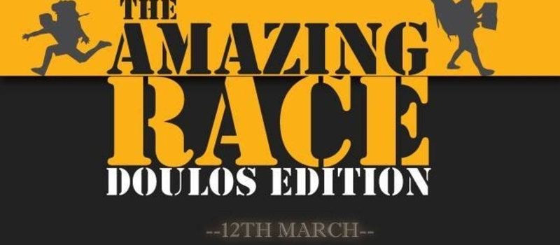 The Amazing Race Doulos Edition