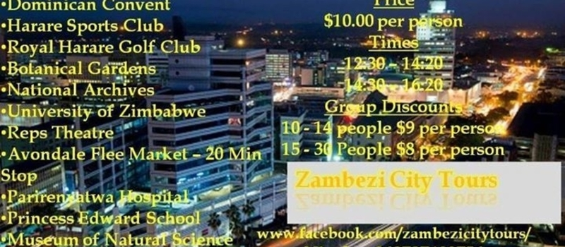 Harare Tour Launch