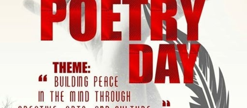 WALK THE TALK- Commemorating UNESCO World Poetry Day