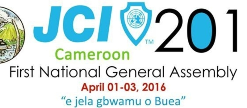 JCI-CAMEROON 2016 first National General Assembly